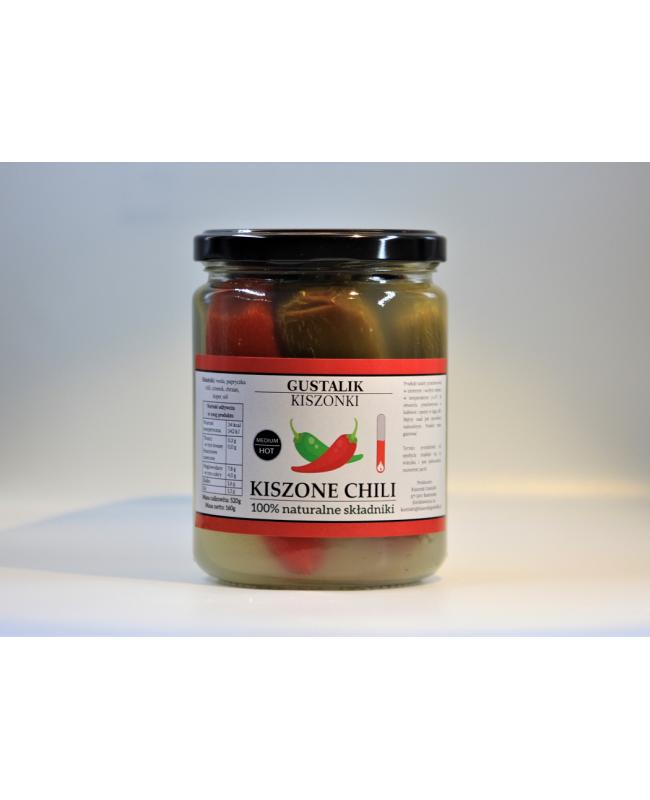 Kiszone Chili - zgrzewka 6...